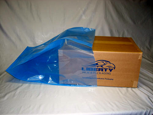 Gusset Bag Cleanroom Packaging